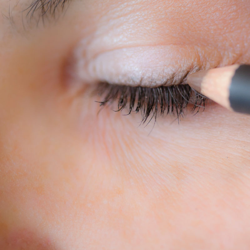 Méthode de maquillage, auto-maquillage